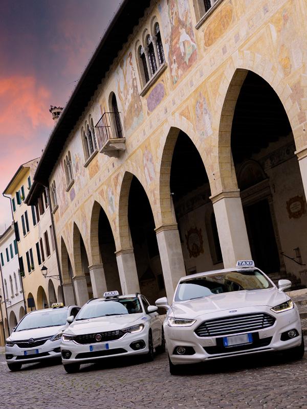 Taxi Conegliano Duomo